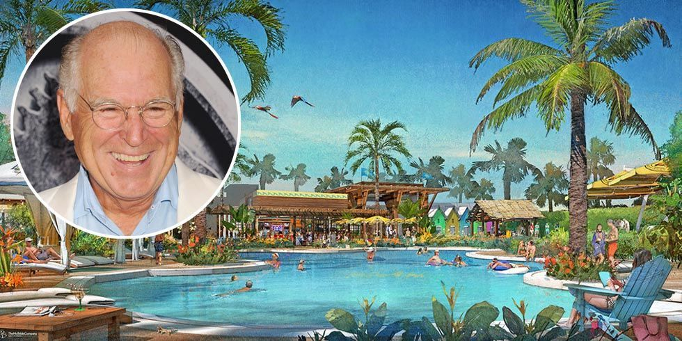 Jimmy Buffett Is Opening A Margaritaville-Inspired Retirement Community And Now Being A Senior Citizen Seems Enticing