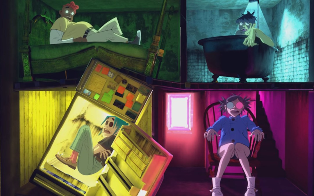 Gorillaz Drop Four New Songs, Visuals, Track List And Album Date!