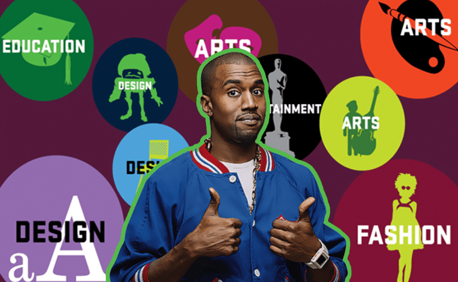 Kanye Dropped Some Serious Knowledge About The Underlying Similarities Between Industries