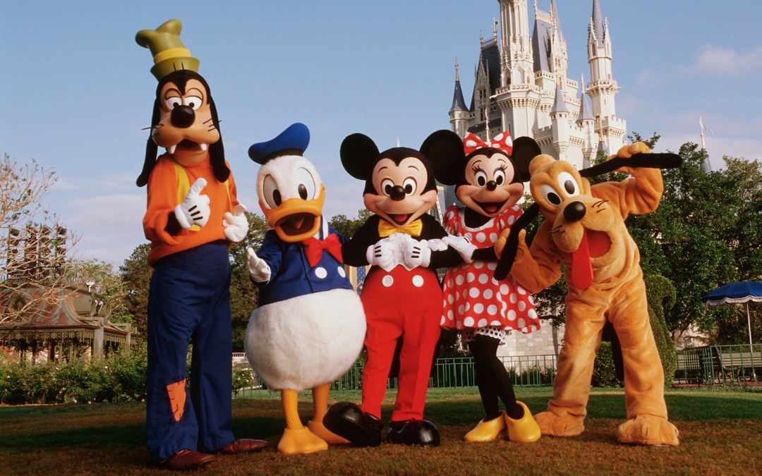 Disney World To Replace Their Human Employees With Robot Humans…Yup