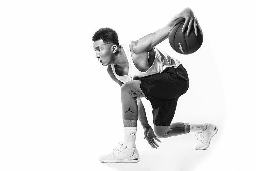 Who Is Guo Ailun? Meet Jordan's First Chinese Basketball Association Endorser