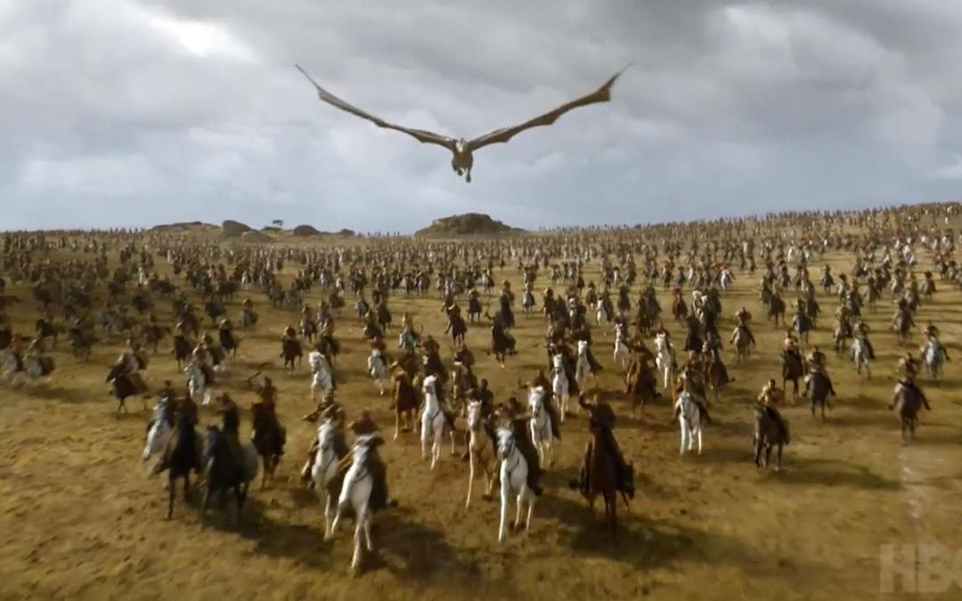 The Official 'Game of Thrones' Trailer Dropped Today and I Refuse to Watch it.