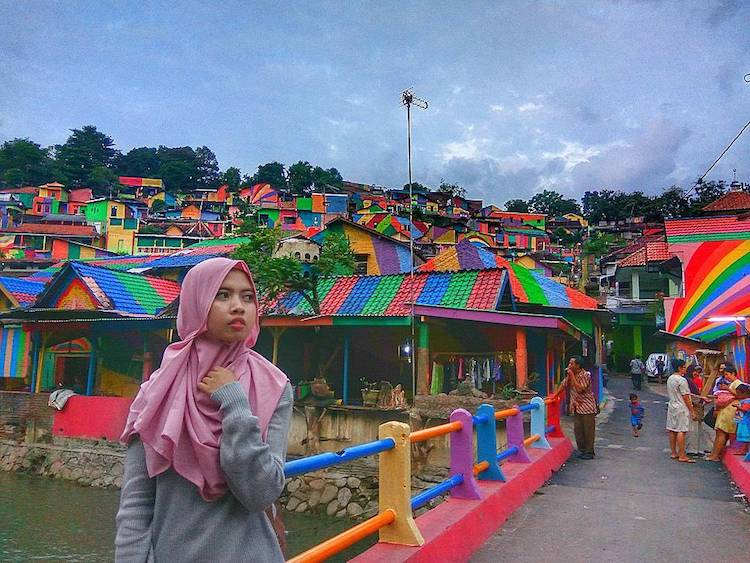 """Rainbow Village"" Is The Newest Addition To Your Bucket List"