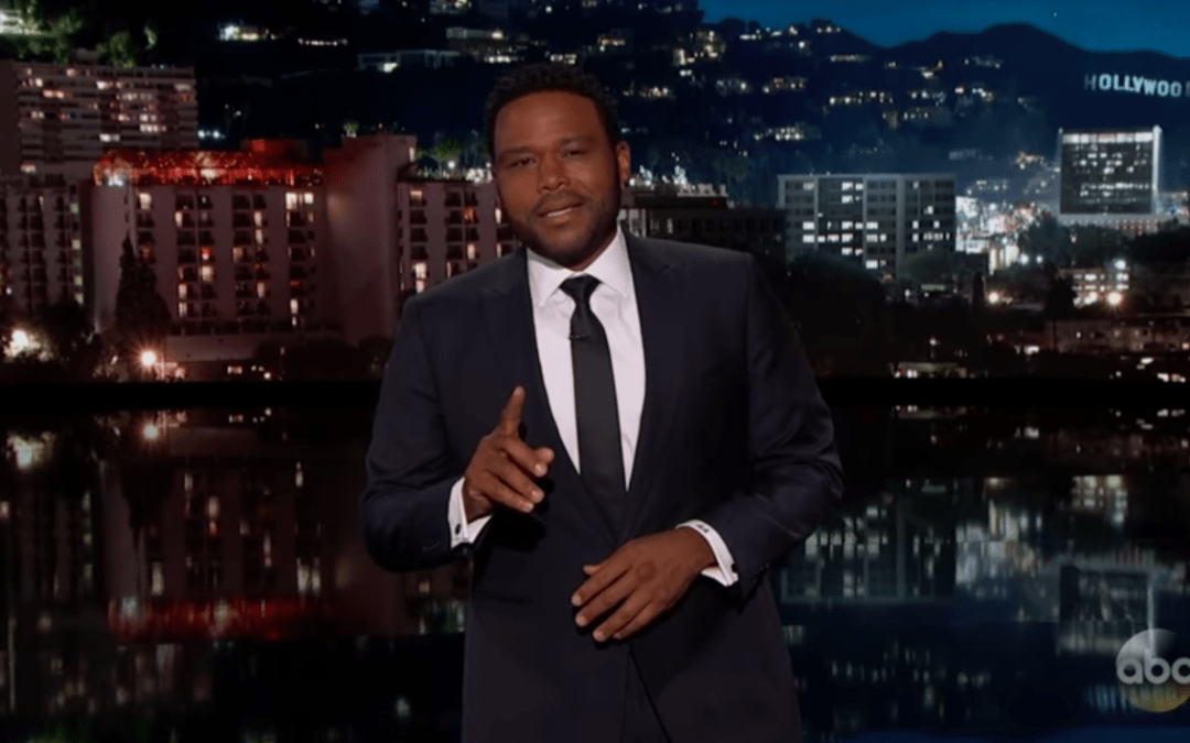Anthony Anderson Should Absolutely Have His Own Late Night Show