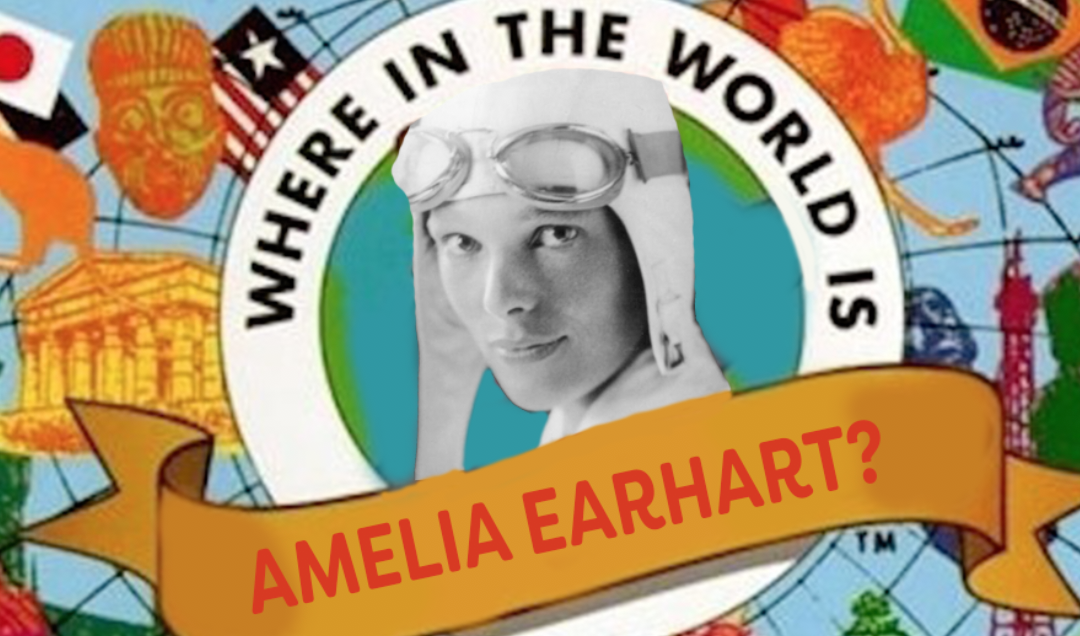Where In The World Is Amelia Earhart? Starting Today We Could Find Out