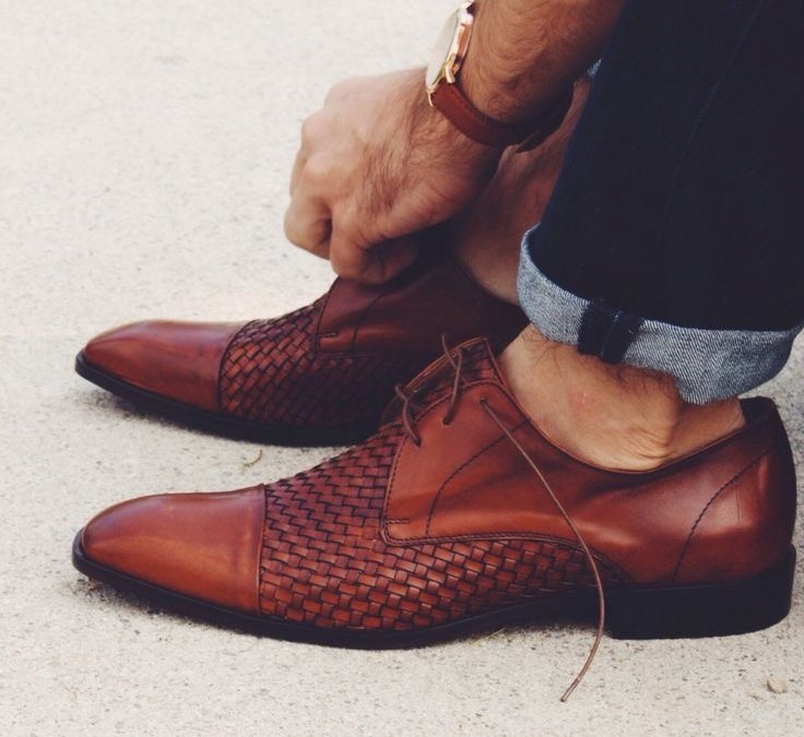 Can Guys Accessorize? Yes, and Here's How