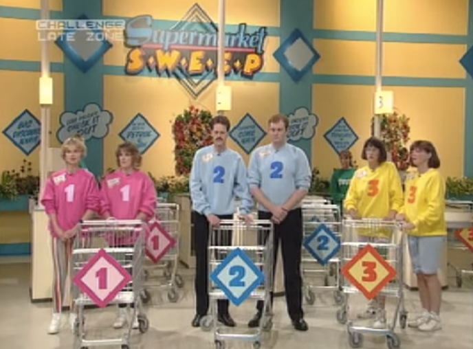 I Can't Believe Supermarket Sweep Is Actually Coming Back To TV