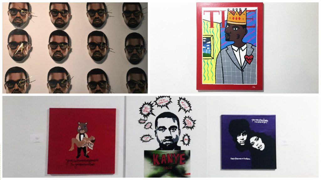An Inside Peek Into One of the Dopest Pop Up Art Shows In The Capital Region