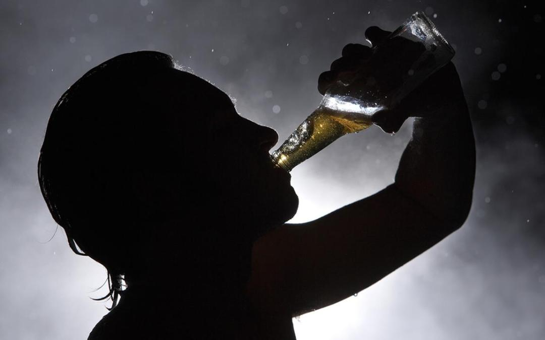 Frat Party Busted With So Much Alcohol The AIR Registered A .01 Alcohol Content