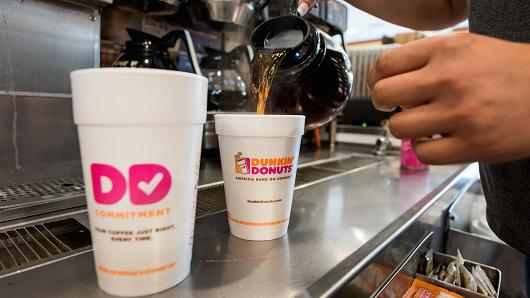 RIP Foam Cup: Dunkin' Pledges to Go All Paper in 2020, Causing New England to Officially Burn to the Ground