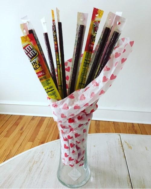 2BD - Valentine's Day_Slim Jim Bouquet
