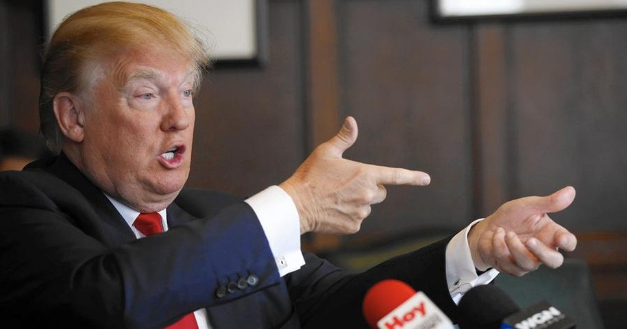 Late Night in the Morning – Trump Claims He Would Have Run into the School, Even Without a Weapon