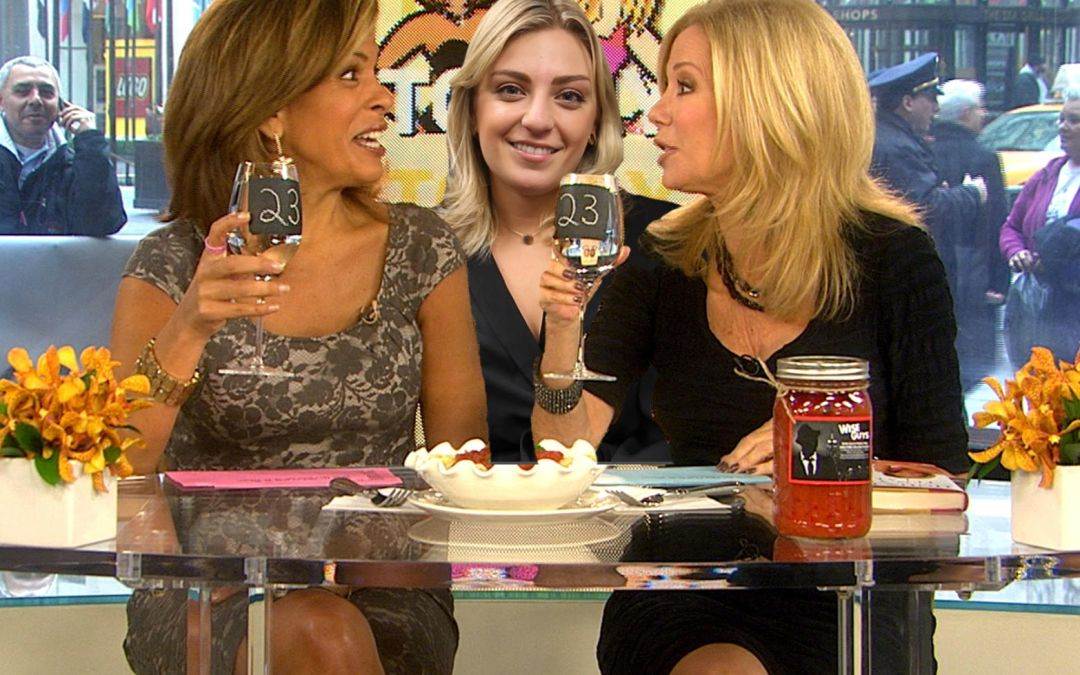 Taylor is Kathie Lee and Hoda's Biggest Fan