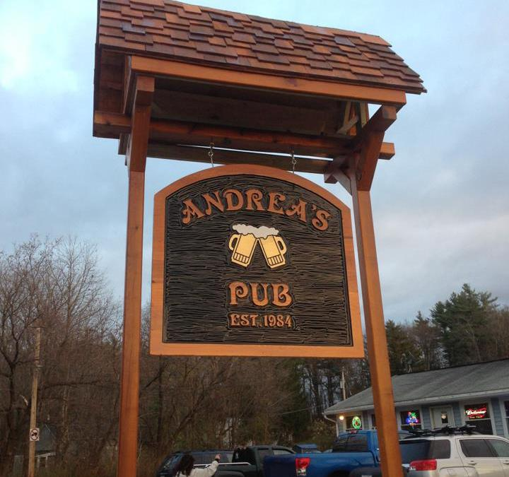 The Death of a Dive Bar: Andrea's Pub in Clifton Park Closes its Doors