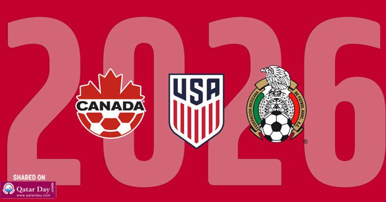 USA/North America to Host the 2026 World Cup