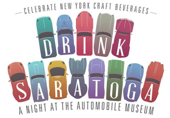 2BD Giveaway Alert: Win Two Tickets to Drink Saratoga at the Saratoga Automobile Museum