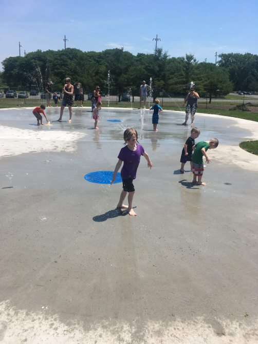 2BD - Scotia Splash Pad_Facebook pic 1