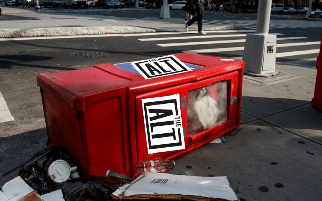 The Alt Shuts Down Just Weeks After Winning Best Local Newspaper…Sad!