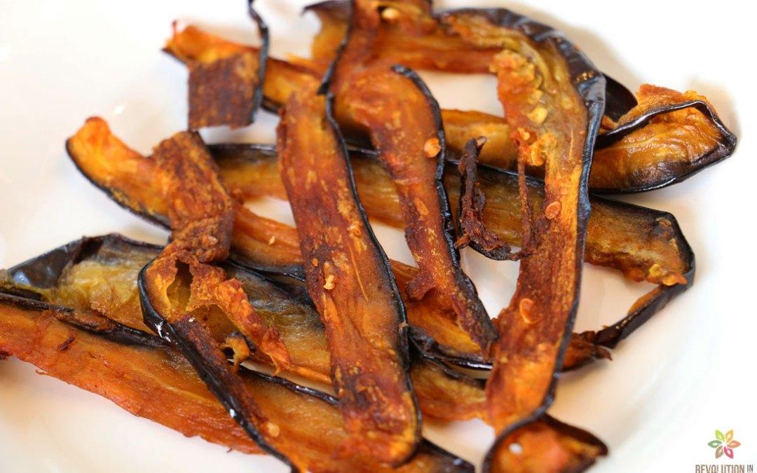 Minutes With Marko: Eggplant Bacon, Absolute Joke