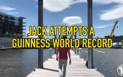 We Attempted To Set A Guinness World Record In Schenectady