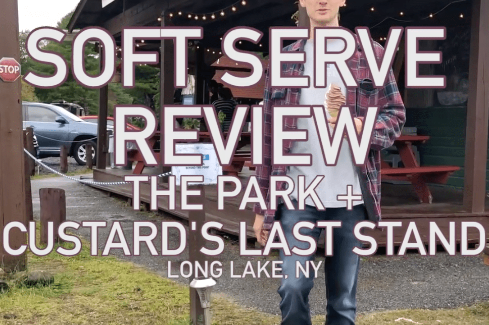 Soft Serve Review – Long Lake Ice Cream Central
