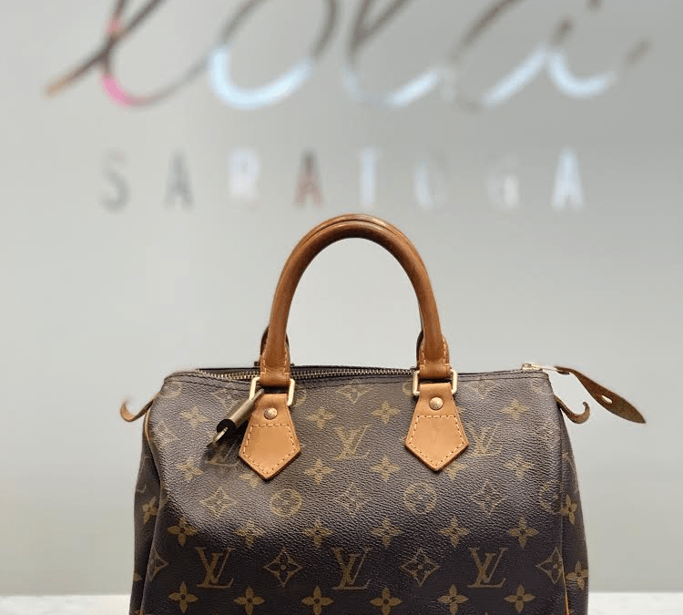 Enter to WIN This Louis Vuitton Speedy 25 in Honor of Lola Saratoga's Grand Opening in Albany
