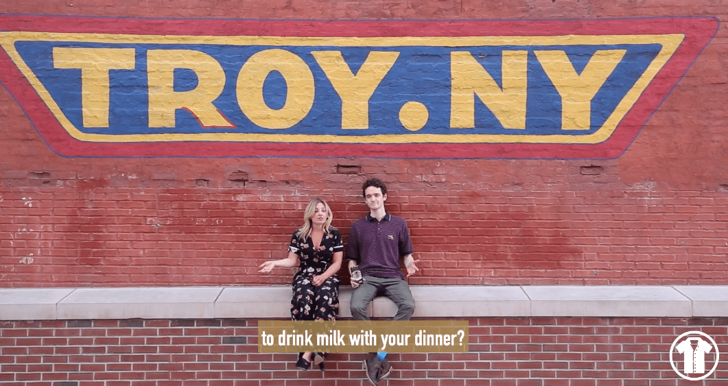 From the 2BD Archive: Do You Drink Milk With Dinner? (2018)