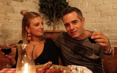 From the 2BD Archive (2018): Taylor Does the Donna's Italian Pop-up
