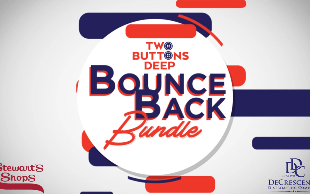 VOTE FOR THE BUTTONS DEEP BOUNCE BACK