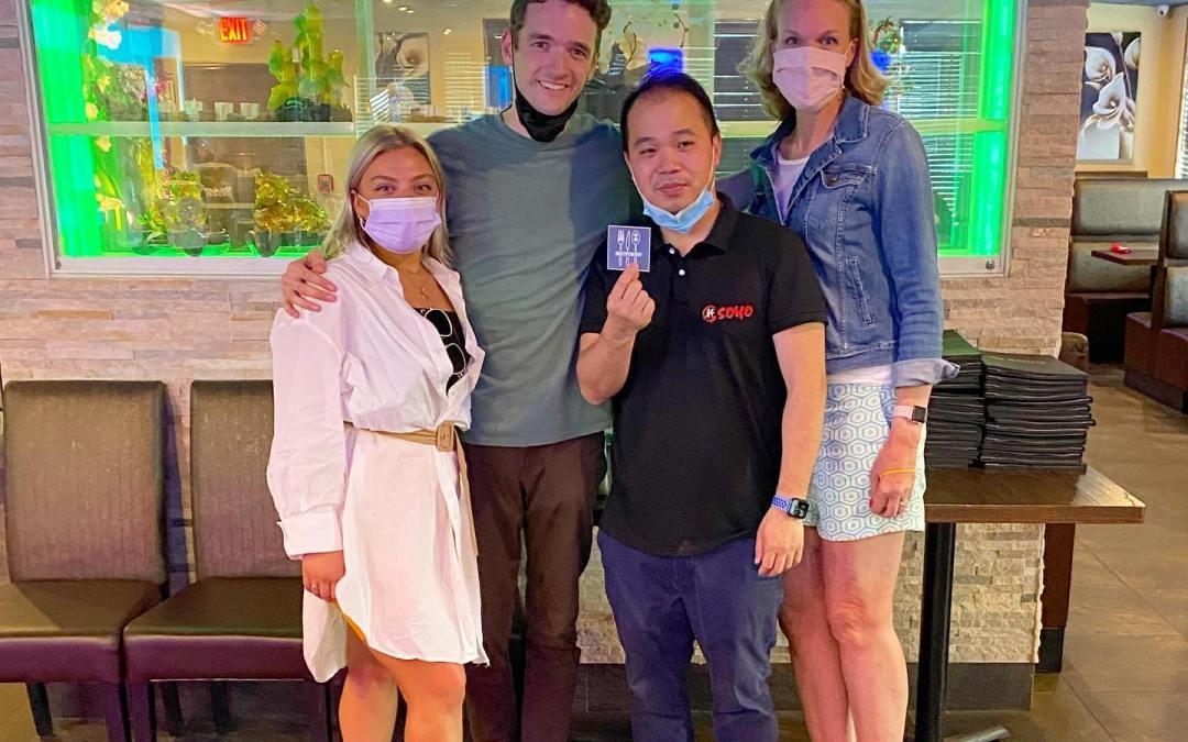Big Tip Energy Week 11: $1,000 Raised for Soho Asian Bistro in East Greenbush