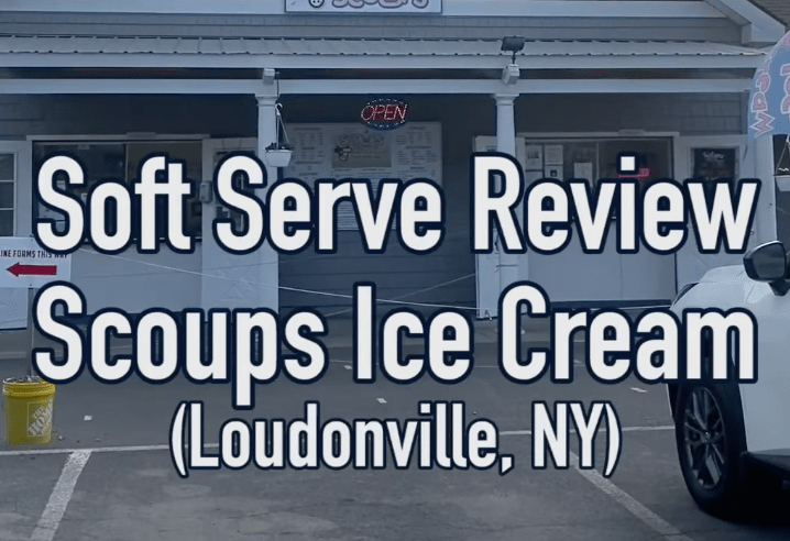 Soft Serve Review: Scoups Ice Cream