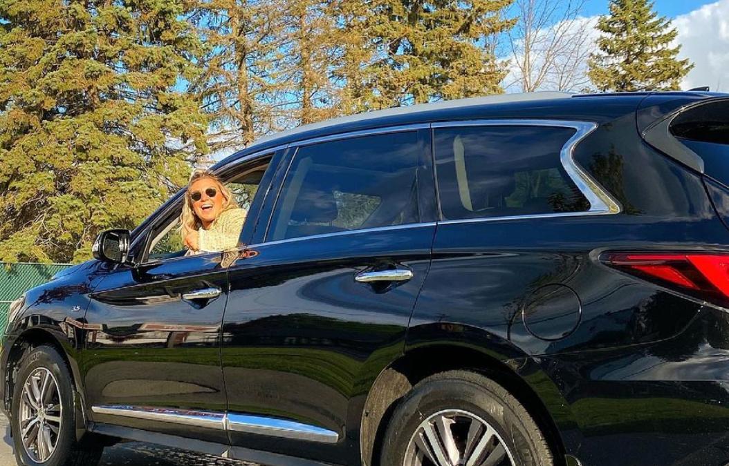 Taylor Does Car Wash Wednesdays at Hoffman Car Wash & Jiffy Lube