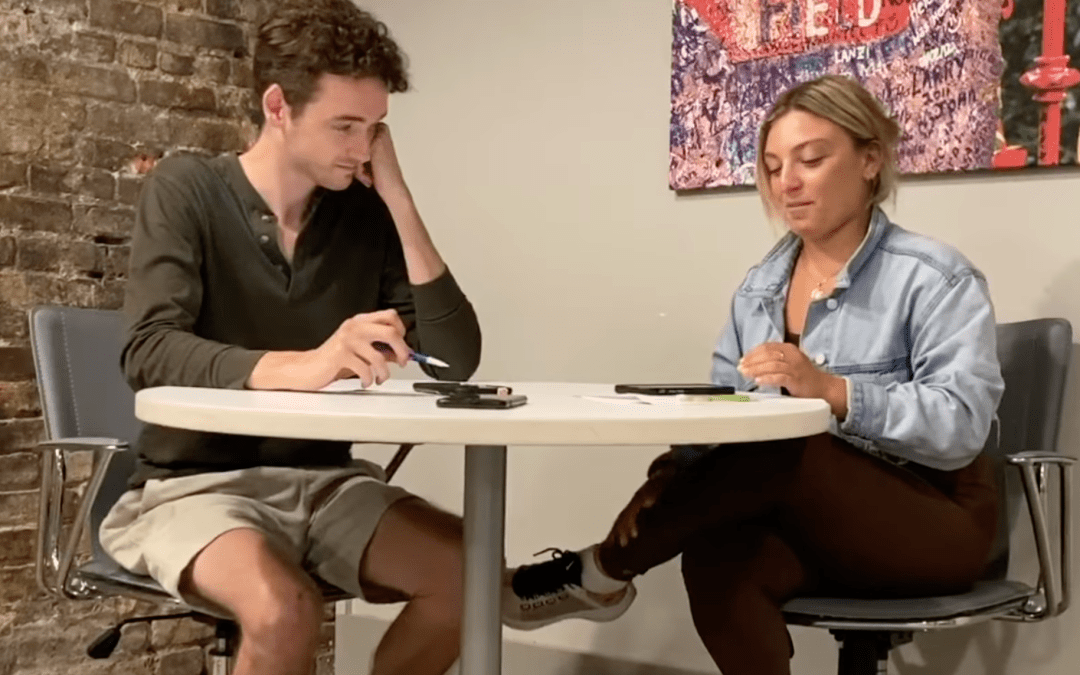 Jack and Taylor Take a High School GED Exam