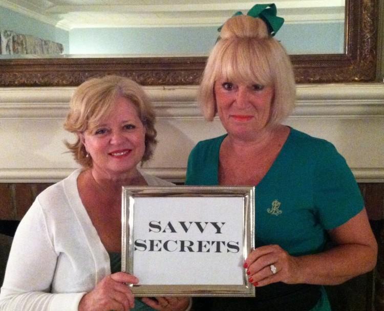SAVVY SECRETS