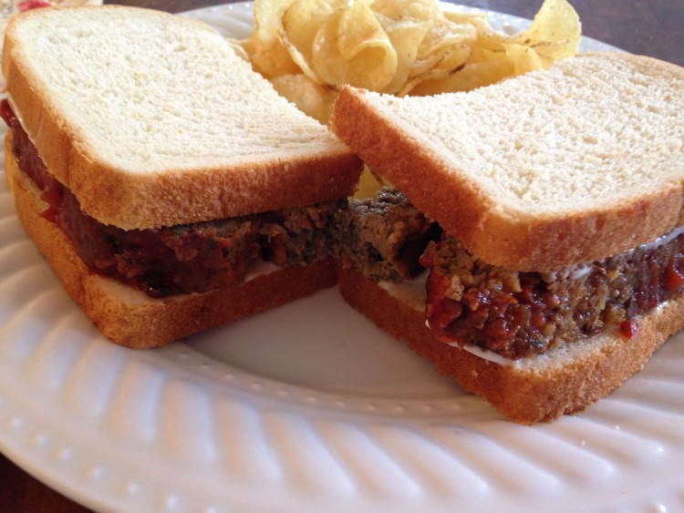meatloaf sandwich