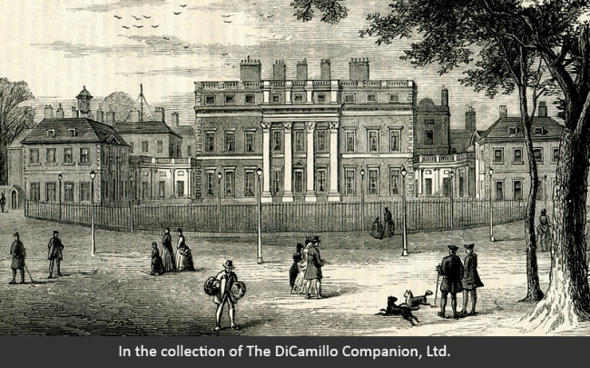 Little Known Facts About Buckingham Palace Two Chums