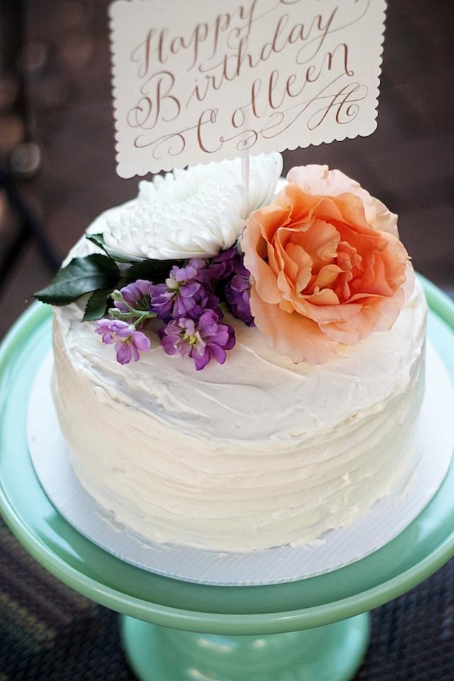 colleen birthday cake blog