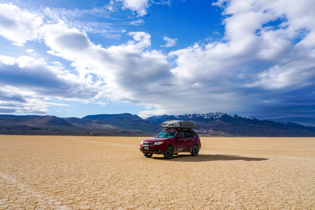 Subaru Forester Camper: How We Turned our Car into the Ultimate Road