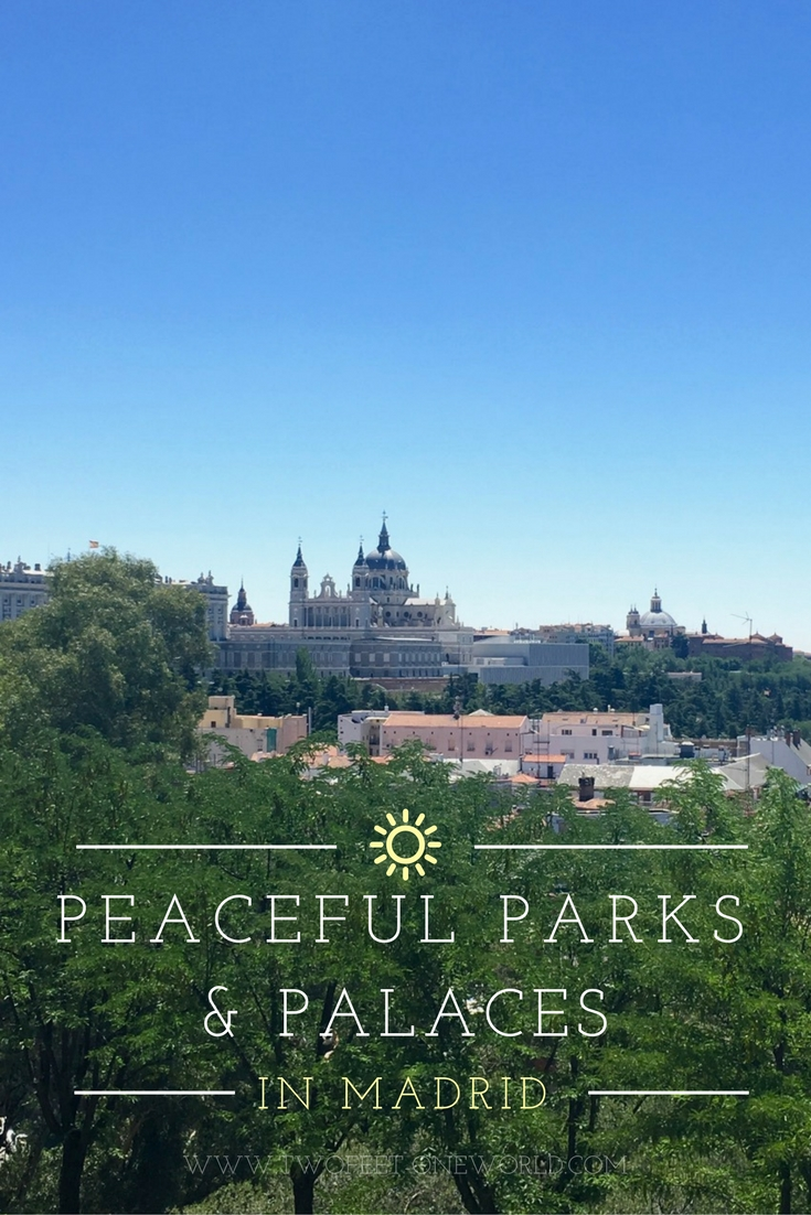 Parks & Palaces, Madrid, Spain
