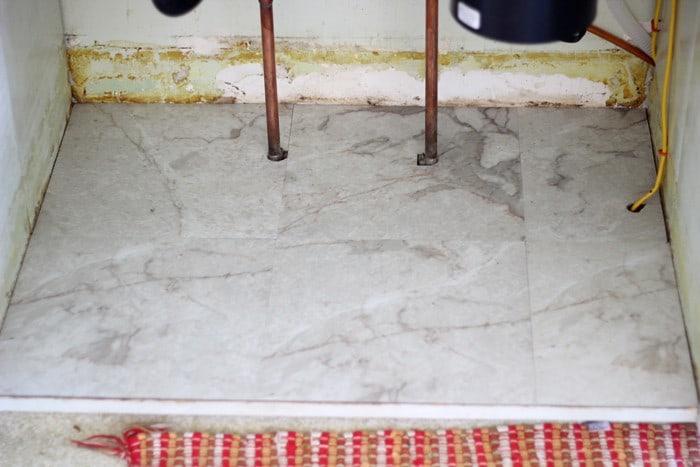 Tile before Sides
