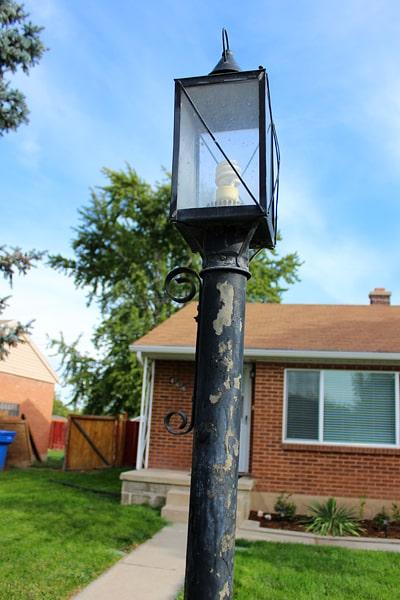 DIY Light Pole