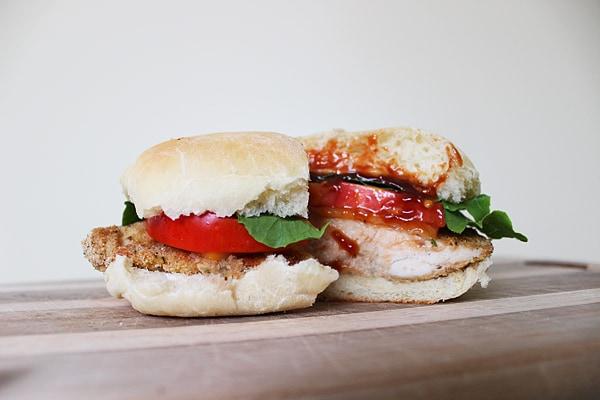 Easy Chicken Sandwich Recipe
