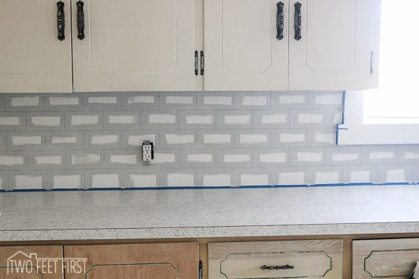 diy subway tile backsplash-16
