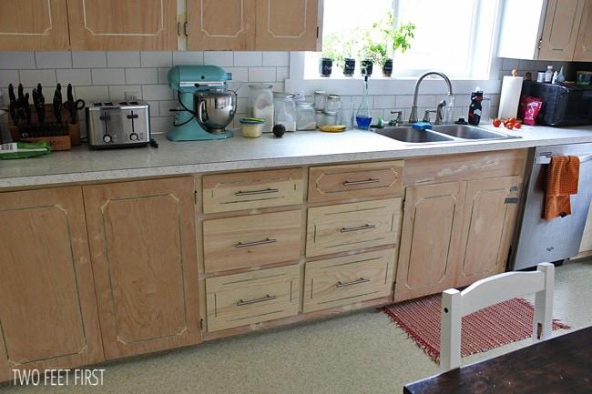 update kitchen