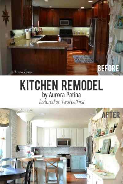 Remodel Love – Kitchen Remodel by Aurora Patina