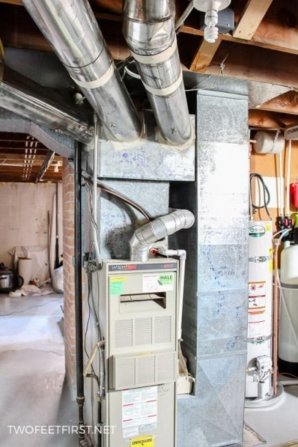 Something that is very important is a working furnace and AC unit. Should you replace the HVAC in your home? Or maybe just part of it?