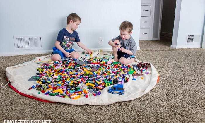 Lego Mat Tutorial
