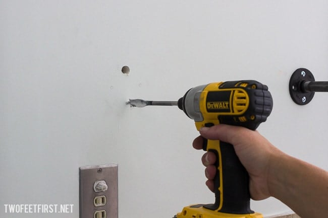 How to install Toggle Bolts to hang things on a wall