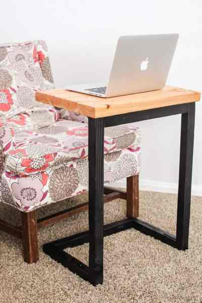 wooden laptop desk for couch