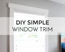 SIMPLE-WINDOW-TRIM
